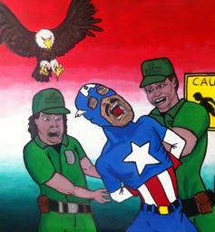 Captain American't