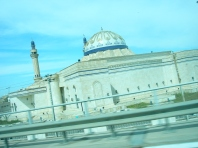 A beautiful mosque