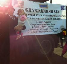Veterans' Day parade, Albany, OR