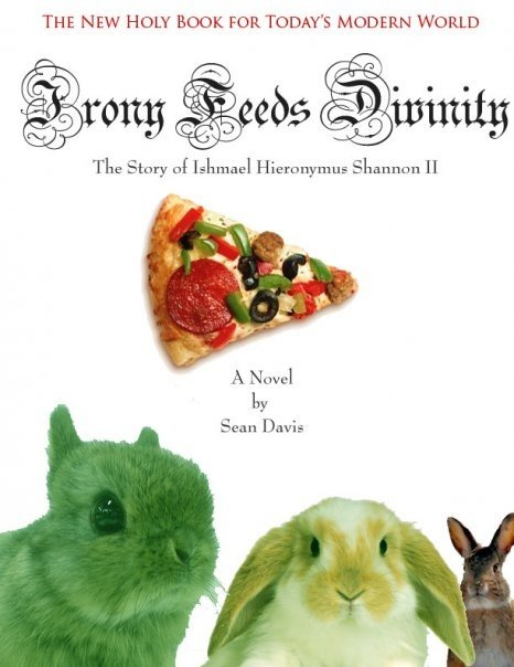 Cover for Irony Feeds Divinity