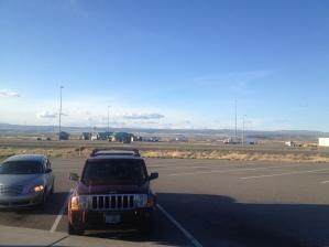 Idaho is flat