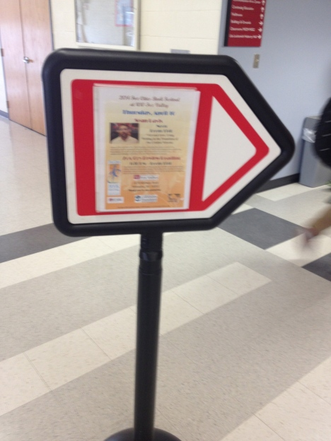 direction marker