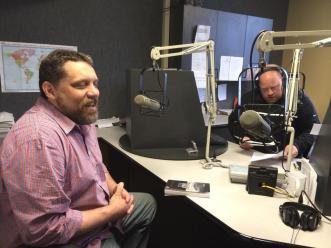 on the radio in Michigan