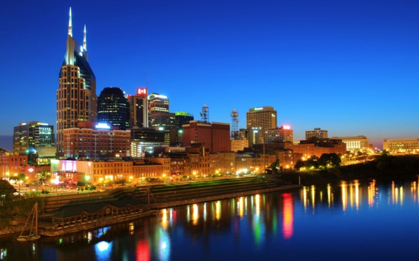 nashville_at_night__tennessee