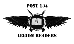 LEGION READERS logo black letters