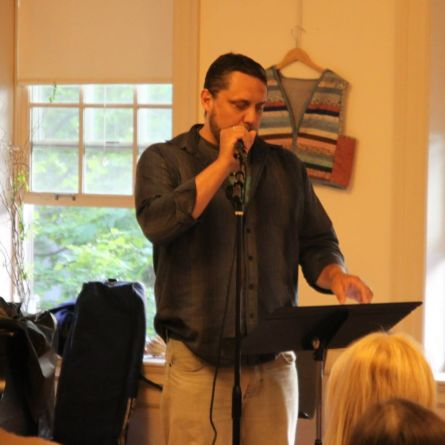 Speaking with Warrior Writers in Boston, MA