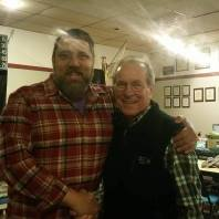 Sean with Governor Ted Kulongoski