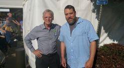 Sean and Congressman Earl Blumenauer