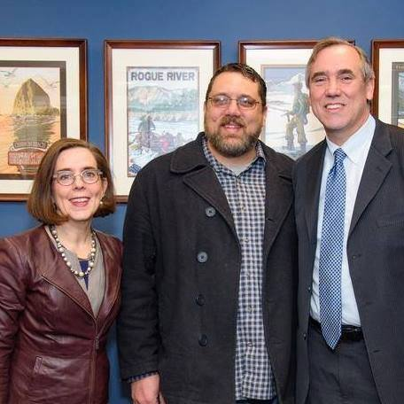 sean and gov and sen merkley